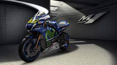 2016 Yamaha YZR-M1 MotoGP Wallpaper | KFZoom
