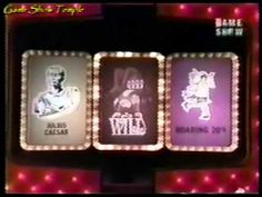 test visuals 1.0 Ye olde gameshows 8 minutes of distraction