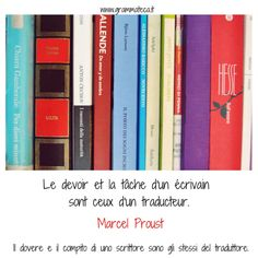 #proust #marcelproust #quotes #citazioni #cit #traduttore #traducteur #grammateca