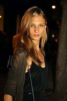 Anna Selezneva hell bent on proving that blondes indeed do have more fun @lydia & blue