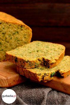 chleb z ziołami