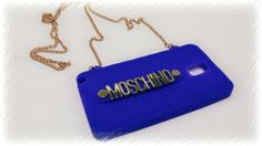 MOSCHINO ~NOTE3 PHONE CASING~RUBBER MATERIAL~~
