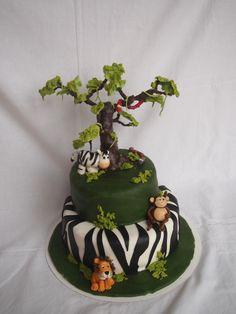 1e taart voor elyso