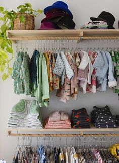 children's clothing shop