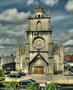 """Iglesia """"La Consolación"""" Maracaibo."""