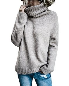 Beautife Soft Knitted Pullover ($25) via @AOL_Lifestyle Read more: https://www.aol.com/article/lifestyle/2017/12/11/the-best-amazon-sweaters-under-dollar25/23304159/?a_dgi=aolshare_pinterest#fullscreen