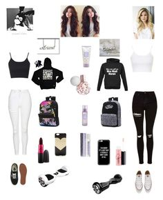 """Untitled #74"" by amber-blehm on Polyvore featuring Topshop, Vans, Converse, MAC Cosmetics, CO, Casetify and J.Crew"