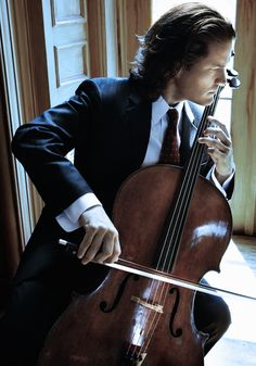 i've always loved classical music, but add a little Zuill Bailey playing the cello and it's HEAVEN!!!