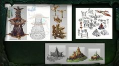 World of Warcraft: Legion - World and Content Overview Game Design Document, World Of Warcraft, Concept Art, Gallery Wall, Frame, Painting, Style, Conceptual Art, Picture Frame