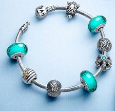 Pandora Bracelet Design Ideas blushing love bracelet Pandora Summer 2013