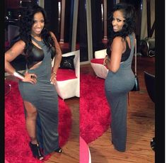 Baddie Toya Wright Perfect Body