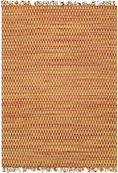 Loloi Rugs Gerald Hand-Woven Jute and Cotton Rug