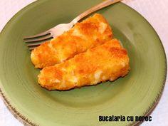 Cascaval pane - Bucataria cu noroc Noroc, Cornbread, Ethnic Recipes, Millet Bread, Corn Bread