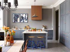 Дизайн дома в пригороде Лондона   Как оформить дом в английской стиле