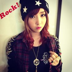 Find images and videos about cute, kpop and korean on We Heart It - the app to get lost in what you love. Kpop Girl Groups, Korean Girl Groups, Kpop Girls, 2ne1 Minzy, Sandara Park, Choi Seung Hyun, Korean Music, Korean Celebrities, Music Love