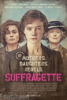 """""""Suffragette"""" (2015)"""