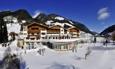 Skiing holidays in Valle Aurina