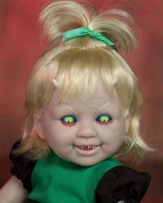 """Scary Creepy Dolls 
