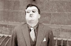 Brendan Behan outside Dublin High Court in from The Celtic Quill Quill, Dublin, Celtic, Ireland, The Outsiders, Suit Jacket, Blazer, My Love, Jackets