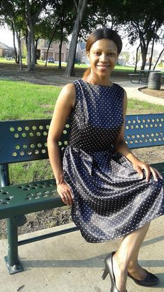 This Butterick pattern is very similar to this Threadcount pattern - the Threadcount version is available for free in pdf. Formal Dress Patterns, Formal Dresses, Striped Dress, Dots, Stripes, Plaid, Clothes For Women, Sewing, Fashion