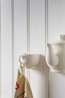 Крючок кухонный в виде чашки Coffee Cup