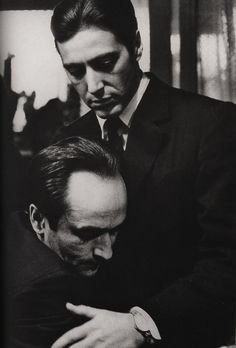 If anything in this life is certain, if history has taught us anything, it is that you can kill anyone.    —Michael Corleone (Al Pacino), The Godfather Part II (1974)