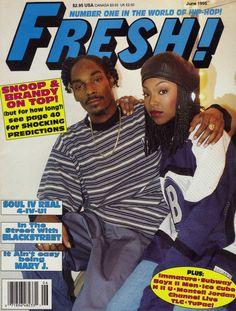 Snoop Dogg and Brandy (1995)