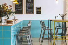 El Curry Verde restaurant by Hiruki Studio, Hondarribia – Spain » Retail Design Blog