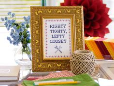 Free Downloadable Subversive Cross-Stitch Patterns and Instructions | Craft Projects - DIY Kids Crafts, Holiday Crafts & More | DIY