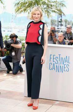 Fotos de Blake Lively, Zoe Saldana y Julian Moore en Cannes - Terra México