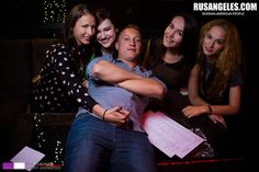 Find photos from karaoke night here)