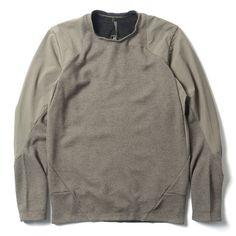 Arc'teryx Veilance : Graph Sweater Boron Grey