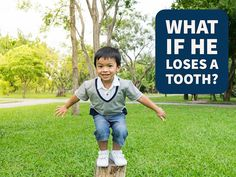 Losing a baby tooth is very normal but what happens if your 3 year old loses a tooth? If your child loses a tooth too soon it can causes issues for incoming teeth. A baby tooth can be re-implanted if your pediatric dentist decides that it is necessary. When in doubt just give us a call!