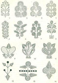 Image result for slavic folk art tattoo