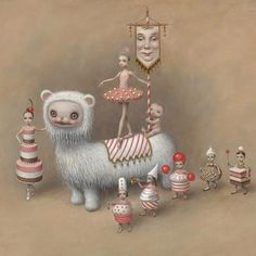 MarkRyden Pop Surrealism Lowbrow
