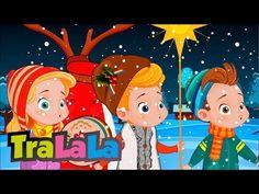 Urare de sărbători - Cântece de iarnă pentru copii | TraLaLa - YouTube