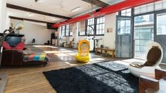 SanTelmo Studio in #Chippendale from $220/day #CreativeSpaces #Sydney