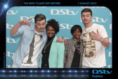 Face-Box Gallery DSTV | Internal Launch @ Africa Building - 1 August 2013