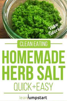 sesoned salt recipe