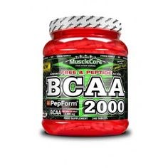 Amix MuscleCore® BCAA with PepForm