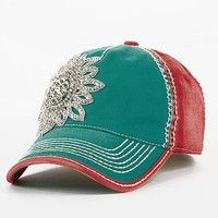 Olive & Pique Bling Baseball Hat - Women's Hats   Buckle