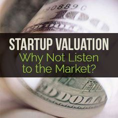 Startup valuation method of using DCF model to value a startup is that both of these inputs are mostly guesses, with various stages of educated-ness.