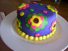 Groovy Girl Cake Ideas | Groovy Girl Cake — Children's Birthday Cakes