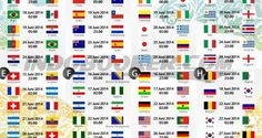 2014 fifa world cup match schedule | Hd pictures And Wallpapers...