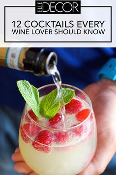 Even if your first love is wine, sometimes the mood simply calls for a cocktail.