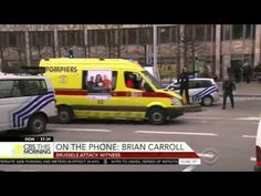 Video News Attack Brussel