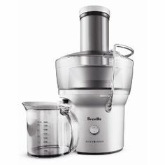 would really like to get one Breville BJE200XL Compact Juice Fountain 700-Watt Juice Extractor