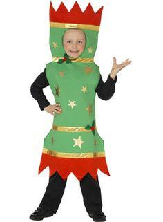 Christmas Cracker Costume - Child