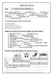 English Worksheets: Final test for adults Comprehension Worksheets, Phonics Worksheets, Reading Comprehension, Vocabulary Games, Grammar And Vocabulary, Teacher Notes, Best Teacher, Teaching Kids, Teaching Resources
