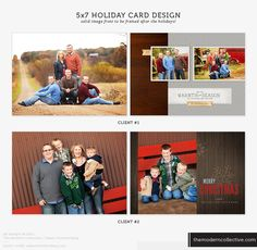 How To Sell Holiday Cards // Quick Tips for Photographers